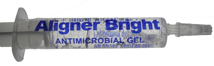 Aligner Bright Antimicrobial Cleaning Gel